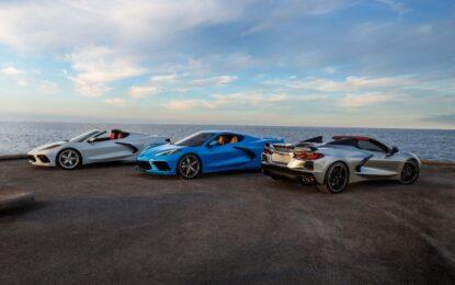 Corvette Stingray già ordinate in consegna a ottobre
