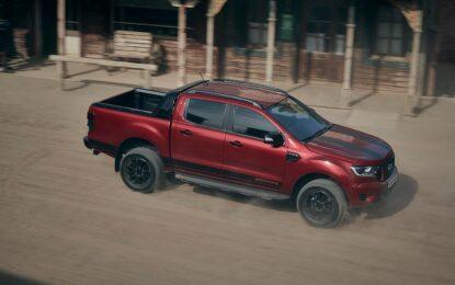 Ford Ranger Raptor Special Edition: roba da film!