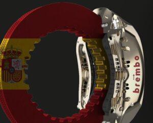 Brembo e l'impegno degli impianti frenanti al Catalunya 2021