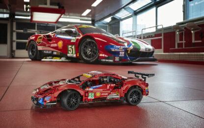 LEGO e Ferrari insieme nel torneo Esport Series