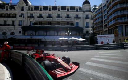 Ottimo comportamento delle mescole nel primo giorno a Monaco