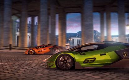 Lamborghini Essenza SCV12 nel videogioco Asphalt 9: Legends