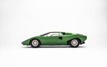 Dalla Countach il DNA del design Lamborghini