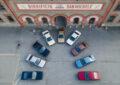 Nove Lancia Gamma Coupé nella collezione di Andrea Levy. A ottobre in mostra al MAUTO