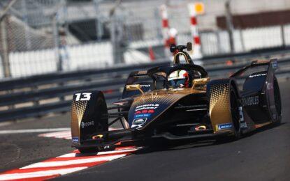 Formula E: Da Costa conquista Monaco all'ultimo giro
