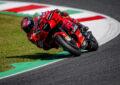 MotoGP: libere del venerdì al Mugello a Bagnaia