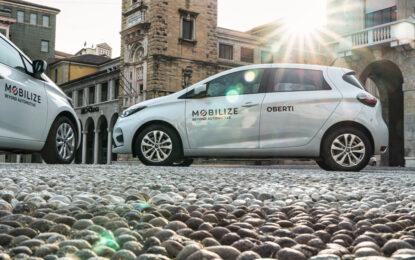 Mobilize lancia il primo car sharing elettrico gestito da concessionari