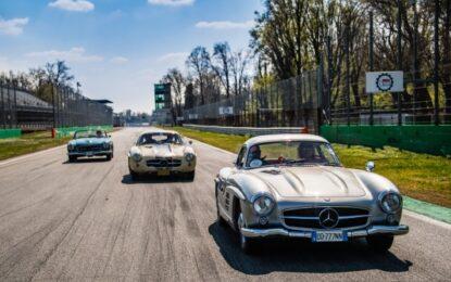 La Coppa Milano-Sanremo parte dall'Autodromo di Monza
