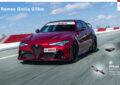 Bosch: sicurezza e controllo per la nuova Giulia GTAm