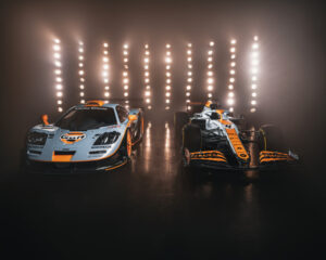 McLaren Racing e Gulf Oil International: livrea speciale per Monaco