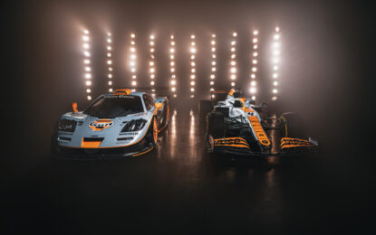 McLaren Racing e Gulf Oil International: livrea speciale per Monaco