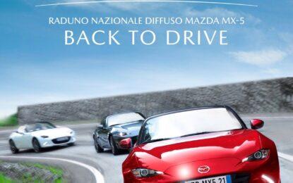 MX-5 Back to Drive: il grande raduno diffuso Mazda Italia