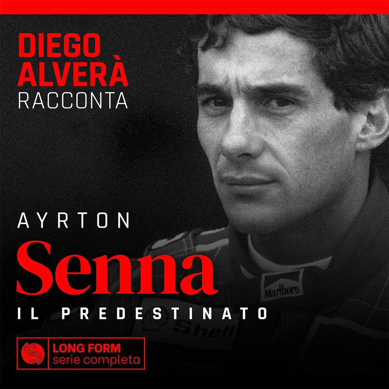 Ricordare Ayrton Senna con un podcast