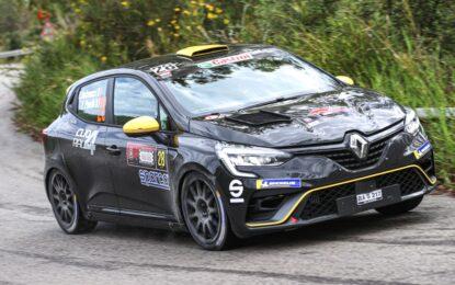 Al Targa Florio doppio impegno per Renault