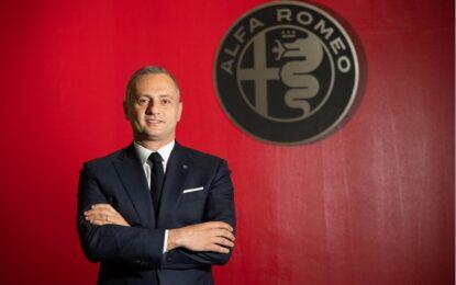Francesco Calcara responsabile Alfa Romeo Marketing and Communication Global