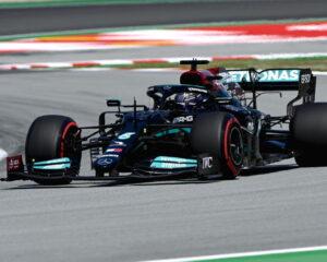 In Spagna Hamilton a quota 100 pole. Poi Verstappen, Bottas e Leclerc