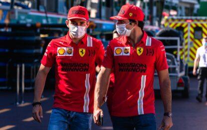 Ferrari: gara speciale ma l'obiettivo resta il solito