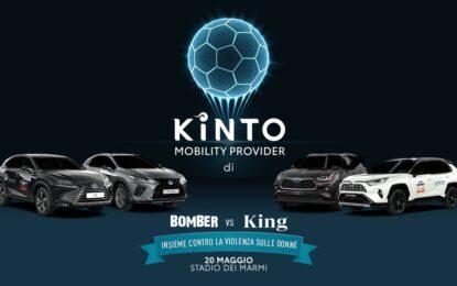 KINTO ITALIA Mobility Partner di Bomber & King