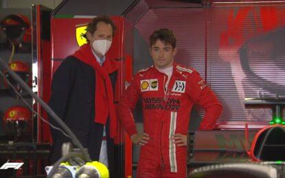 Monaco 2021: ritiro di Leclerc prima del via. La griglia di partenza