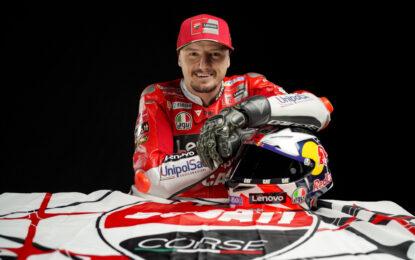 Jack Miller e Ducati Team insieme anche nel 2022