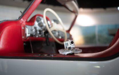 Vivere il Museo Mercedes-Benz da casa
