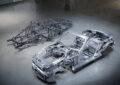 Scocca completamente nuova per la futura Mercedes-AMG SL