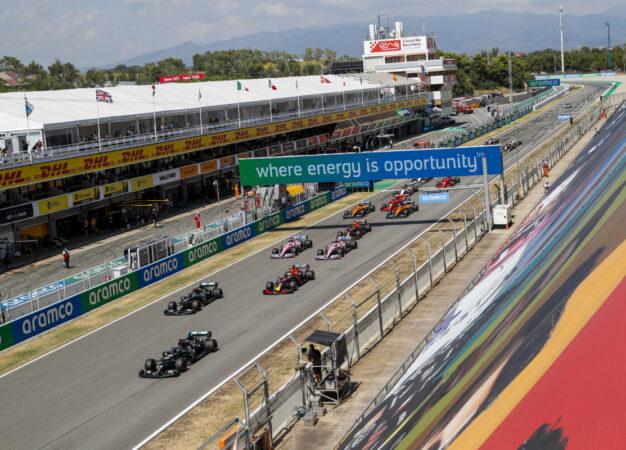 GP Spagna 2021: gli orari del weekend in TV. In chiaro anche su TV8