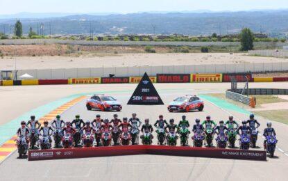 Ad Aragón via al Mondiale Superbike 2021: gli orari del weekend in TV