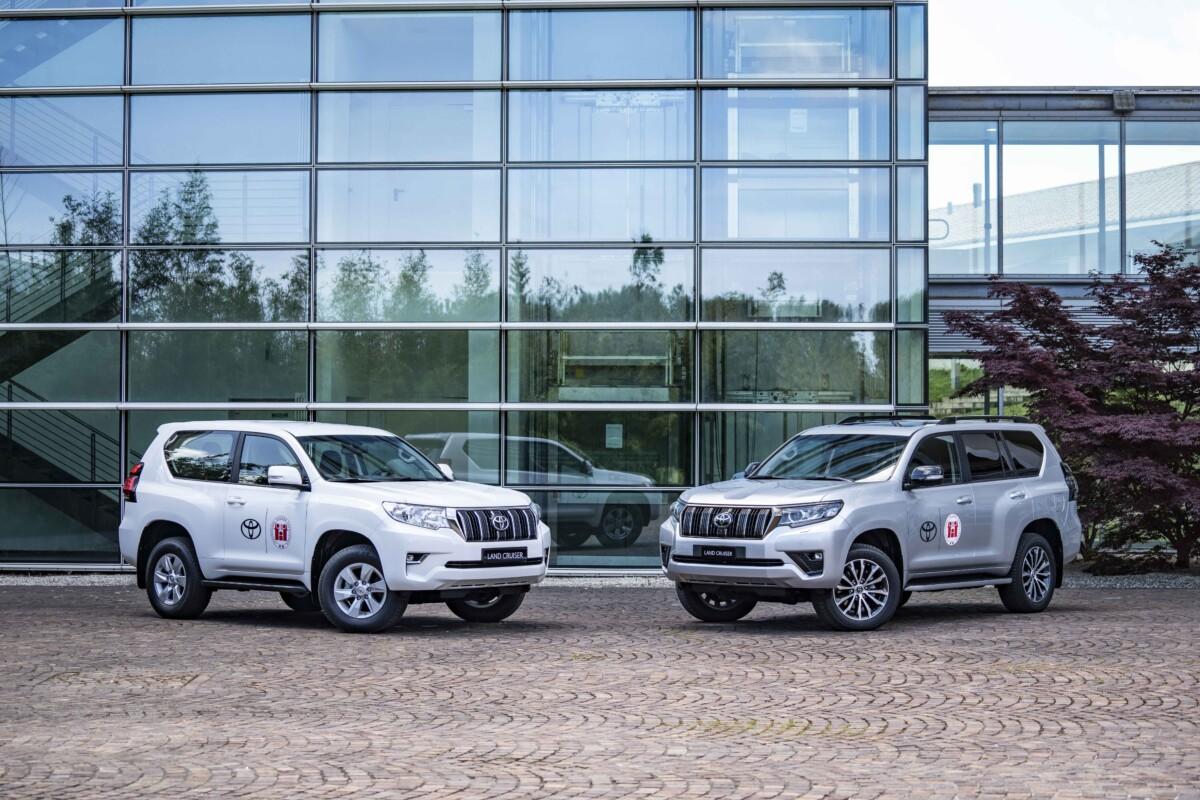 Toyota rinnova l'accordo con la Federazione Italiana Fuoristrada