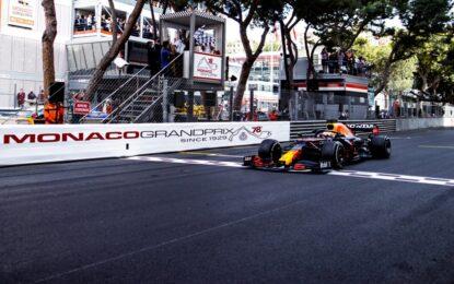 Verstappen e Red Bull: un pitstop e a Monaco arriva la leadership