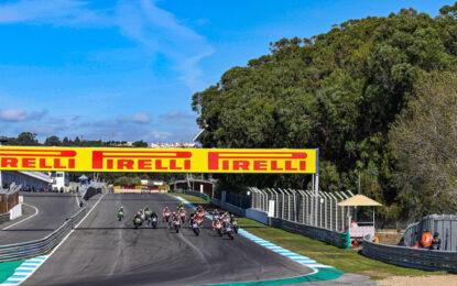 Superbike: Pirelli si prepara per il primo round in Portogallo