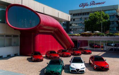 111 anni Alfa Romeo: festa per tutto il weekend