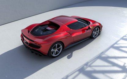 296 GTB, la nuova berlinetta sport Ferrari