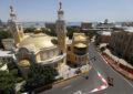 Baku: nelle libere Perez davanti a Verstappen e alle Ferrari