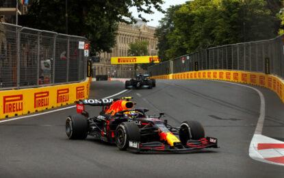 Pirelli: gli incidenti di Stroll e Verstappen. Un taglio anche sulla gomma di Hamilton