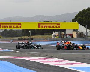 Verstappen conquista la Francia con una strategia perfetta