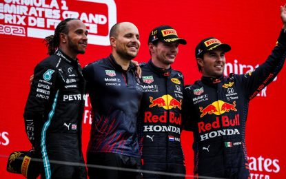 "MInardi: ""In Francia caos Mercedes. Passo indietro Ferrari"""