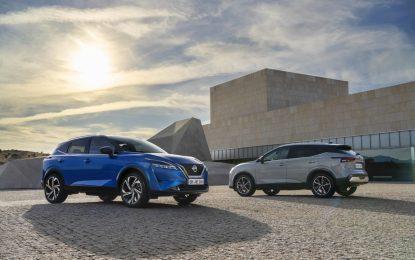 Nuovo Nissan Qashqai: già ordinato da 10.000 clienti in Europa