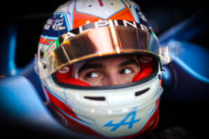 ocon Motor Racing – Formula One World Championship – Azerbaijan Grand Prix – Practice Day – Baku, Azerbaijan