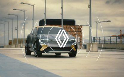 Renault e la voce dei veicoli elettrici