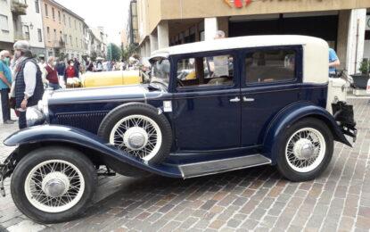 Arte e Motori: un raduno di gioielli storici a Saronno
