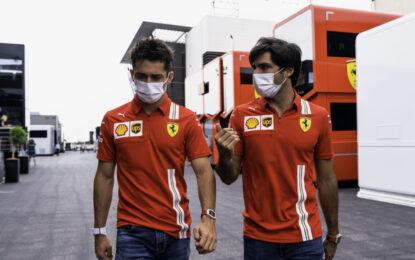 """Carlos e Charles: """"In Francia per verificare la nostra competitività"""""""
