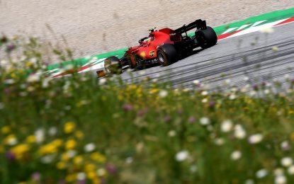 Stiria: la Ferrari non si aspettava miracoli. Ma nemmeno la 4° e 6° fila…