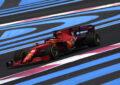 Francia: 5° e 8° tempo per le Ferrari nelle libere