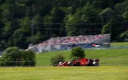 Ferrari: in Stiria un risultato frutto della reazione post-Francia