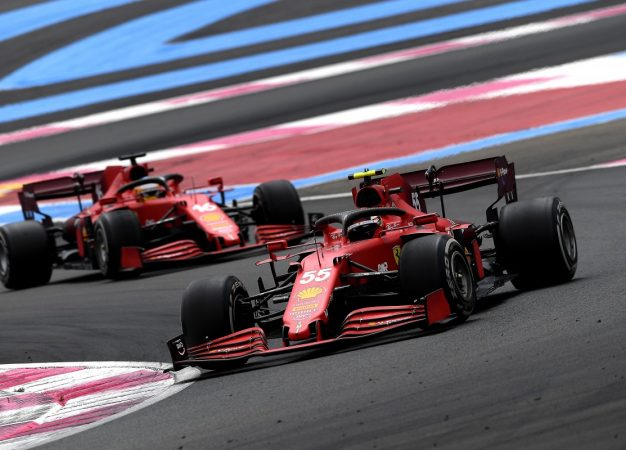Francia: Ferrari a mani vuote. Per Binotto colpa delle gomme