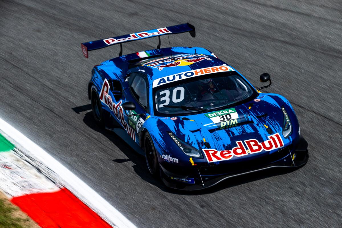DTM: vittoria al debutto per la Ferrari a Monza
