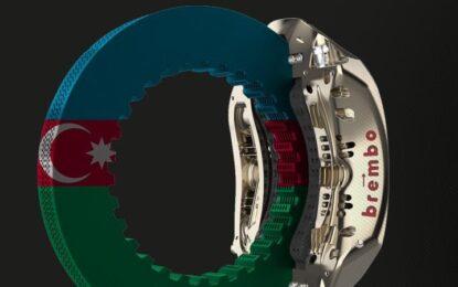 Brembo: a Baku si frena 20 secondi ogni giro