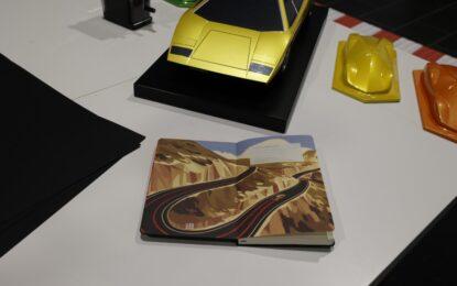 Lamborghini presenta la Moleskine Special Edition 2021