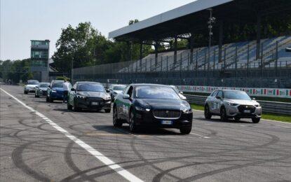Partita da Monza la prima tappa dell'ERaid 2021